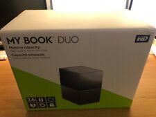 WD My Book Duo 12Tb External Hard Drive