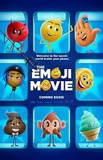 The Emoji Movie poster (a)  : 11 x 17 inches