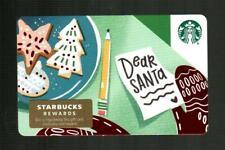 STARBUCKS Dear Santa 2019 ( 6171 ) Gift Card ( $0 )