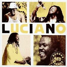 LUCIANO - REGGAE LEGENDS NEW CD