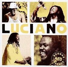 LUCIANO - REGGAE LEGENDS NEW CD