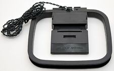 NEW AM/FM Loop Antenna Bare Wire Connectors Home Theater