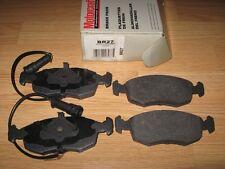 NOS Motorcraft Disc Brake Pad Sets 2-Wheel Set Front Merkur Scorpio XR4Ti BR-27