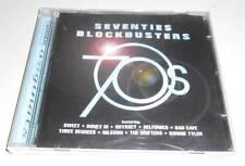 VARIOUS ARTISTS - SEVENTIES BLOCKBUSTERS - 1996 UK 18 TRACK CD ALBUM
