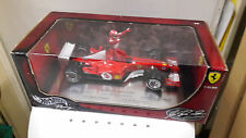 54614 Michael Schumacher ferrari 1/18 5° mondiale Hot Wheels 0074299546143