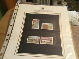 Belize Unmounted Mint Stamps (the Commonwealth Collection)