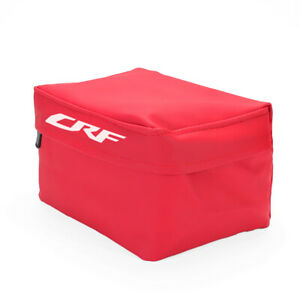 Rear Mudguard Tool Bag For HONDA CRF125/150 CRF250R/X/L CRF450R/RX CRF300L/450L