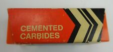 Carboloy Grade 350 Cemented Carbides Pack of 10