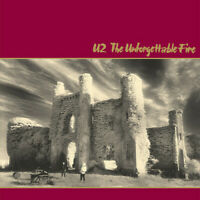 U2 - The Unforgettable Fire [New Vinyl LP] 180 Gram, Rmst