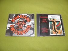 Biohazard - After Forever (3xTracks) + Switchback (4xTracks) RARE USA Promo 2xCD