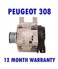 Peugeot 308 1.6 2.0 Cc Sw 2007 2008 2009 2010 2011 2012 - 2015 Lichtmaschine