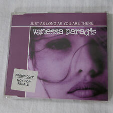 """VANESSA PARADIS """"Just As Long As You Are There"""" (1993) Promo-CD Single"""