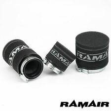 RAMAIR Vespa Scooter Performance Course Mousse Cosse Filtre À Air Avec 34mm