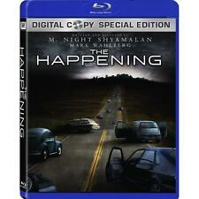 The Happening (Blu-ray Disc, 2008)
