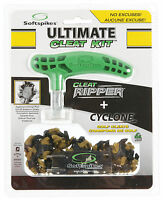 Black Widow Cyclone Replacement Golf Cleats Kit