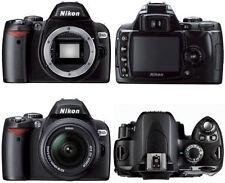 Repair Service - Nikon Digital SLR D80 D90 D200 D300 D3100 D5000 - FREE QUOTE