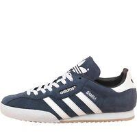 Adidas Originals Mens Samba Super Trainers, Leather Suede - Size 6-14