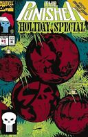 The Punisher Comic Issue 1 Holiday Special Modern Age First Print 1993 Grant