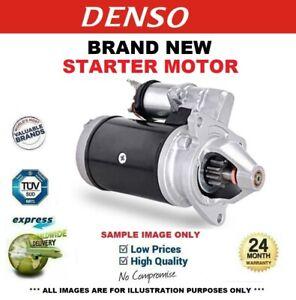 DENSO STARTER MOTOR for TOYOTA LAND CRUISER 3.0 D4D (KDJ120, KDJ125) 2004-2009