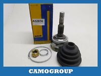 Coupling Drive Shaft Homocinetic Joint Joint Set Metelli For OPEL Kadett Vectra