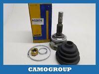Coupling Drive Shaft Homocinetic Joint Joint Set Metelli For OPEL Kadett Vectra