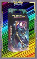 Deck SL02 : Gardiens Ascendants - Lune Voilée - Lunala - Pokemon Neuf