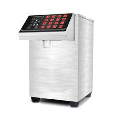 Syrup Dispenser Machine Automatic Fructose Dispenser for milktea shop restaurant