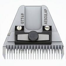 Aesculap Favorita Schneidsatz GT749, 3,0mm. 63mm breit. Scherkopf Schermesser