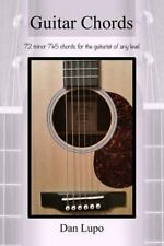 Guitar Chords - Minor 7b5 by Dan Lupo (2016, Paperback)