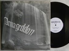 ARMAGEDDON Rev 16:16 LP  Metal from Cyprus Iron maiden Manowar Metallica RAREST