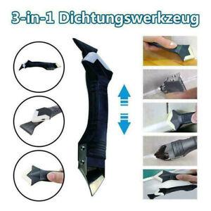 Domom 3 in 1 Silikon Verstemmen-Werkzeug - Silicone caulking tool
