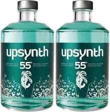 Upsynth 55 Premium Austrian Absinthe Spirit 500mL x 2 bottles Free Postage