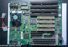 GMB P55IPS Intel motherboard + Intel Pentium 200MHz CPU + 64MB RAM