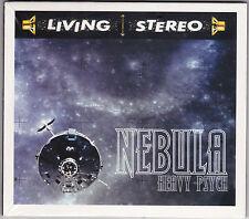 Nebula - Heavy Psych - CD (TEE PEE TPE-102 2009 Brand New Sealed)