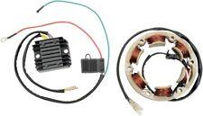 Ricks Electric High-Output Charging Kit - Honda 99-101
