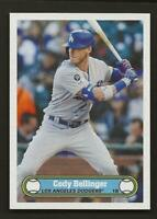 2019 Topps 582 Montgomery Club 1972 Poster #7 CODY BELLINGER Dodgers
