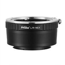 WEIDON LR-NEX Adapter for Leica R mount Lens to Sony NEX A9 A7R3 A7R A7II A7R2