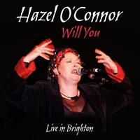 Hazel O'Connor - Will You - Live In Brighton (NEW CD+DVD)