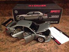 1:18 Mercedes Benz E63 AMG Plain Body Prototype Silver, BIANTE, B18E14S