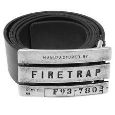 Firetrap Hombre Gate Cinturón