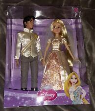 Disney Tangled Rapunzel Wedding Doll Puppe Set Flynn Rider Eugene Hochzeit