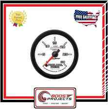 AutoMeter Phantom II Analog Fuel Rail Pressure Gauge * 7586 *