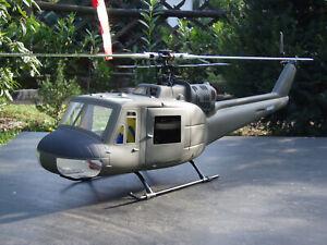 Bell UH 1B /500er Mechanik -RTF- mit Sender