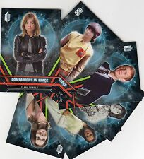 Doctor Who Topps Extraterrestial Encounters 1 Companion card of your choice