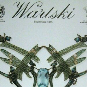 Wartski Catalog Catalogue London Exhibition Jewelry Lalique Falize Gilbert Marks