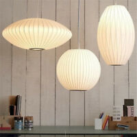 Modern Bubble Pendant Lamp Hanging Light Chandelier Ball Cigar Saucer Pear