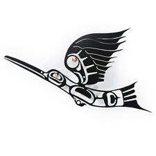 Steel Native American Hummingbird Sculpture for Wall or Standing