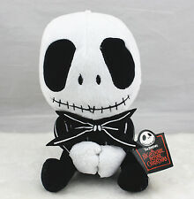 "NIGHTMARE BEFORE CHRISTMAS 12"" PELUCHE JACK SKELETRON DOLL PLUSH TOY"
