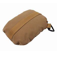 Scum Bag Shooting Bag Flatline Ops Lightweight Minimalist Polypropylene (Brown)