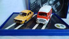 coffret Renault 12 Gordini + Estafette assistance 1/43° NOREV